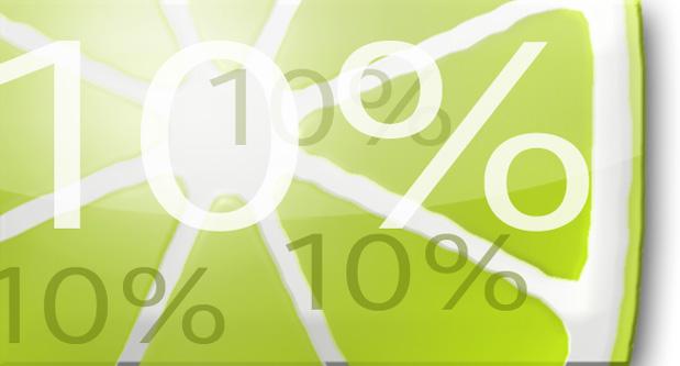 Zum Jahresendspurt: Jetzt 10% Neukundenrabatt sichern!