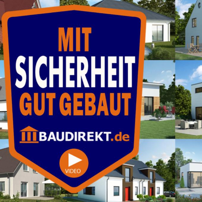 virtuelle Musterhaussiedlung für Baudirekt